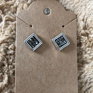 Brighton post earrings